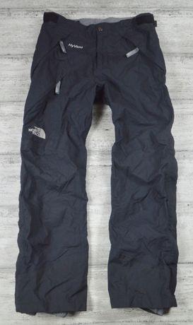 THE NORTH FACE HYVENT damskie spodnie wodoodporne membranowe - S