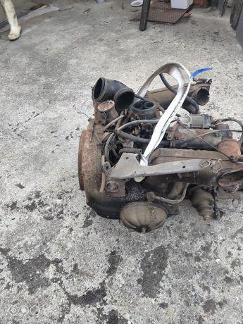Citroen visa motor e caixa velocidades 2cv