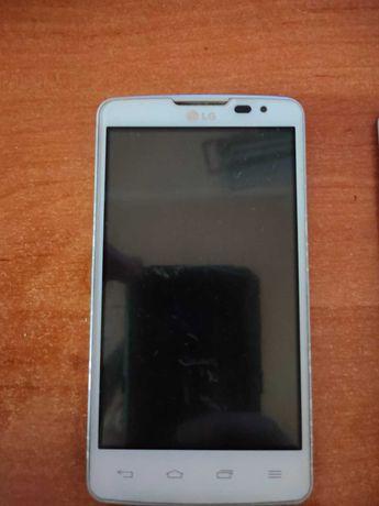LG L60 Dual X145 3G White
