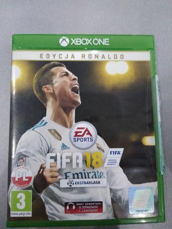 Gra do konsoli Xbox one