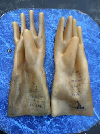 Продам диэлектрические перчатки Новые качество