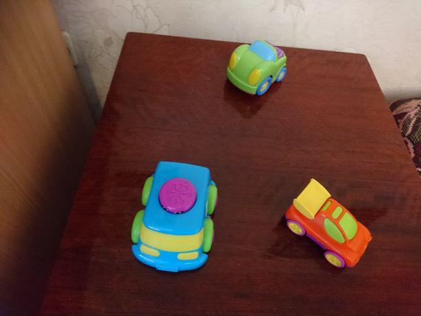 Машины для самых маленьких