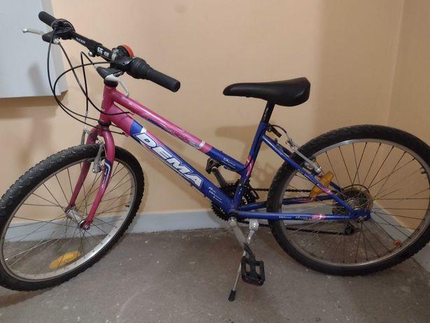 rower dla dziewczynki koła 24