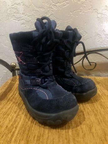 Ботинки детские зимние 22