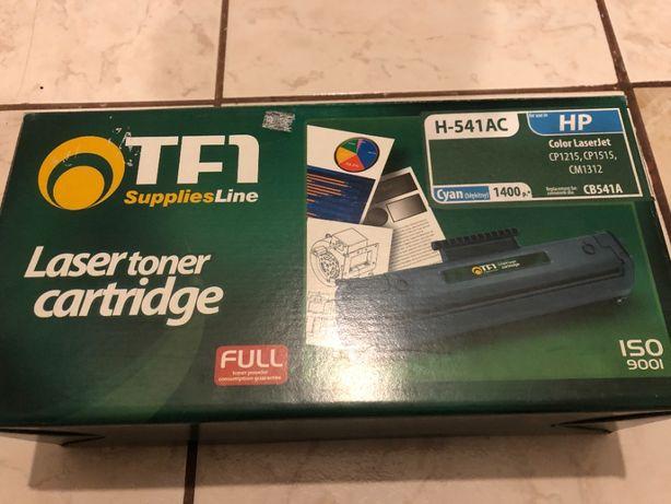 Nowe Kartridż do drukarki laserowej HP CB541A Kolor Cyan H-541AC