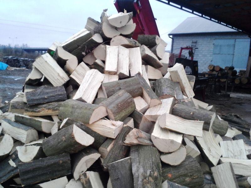 Drewno kominkowe, opałowe, Łódzkie, GRAB, BUK