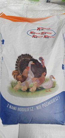 Pasza dla kur niosek, karma kura nioska Worek 25kg NON GMO Mega cena !