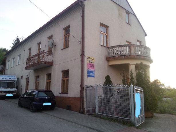 Sprzedaż nieruchomości budynek mieszkalno-warsztatowy