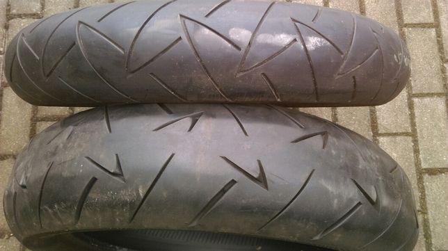 Opony motocyklowe Continental, 110/80/19 i 150/70/17