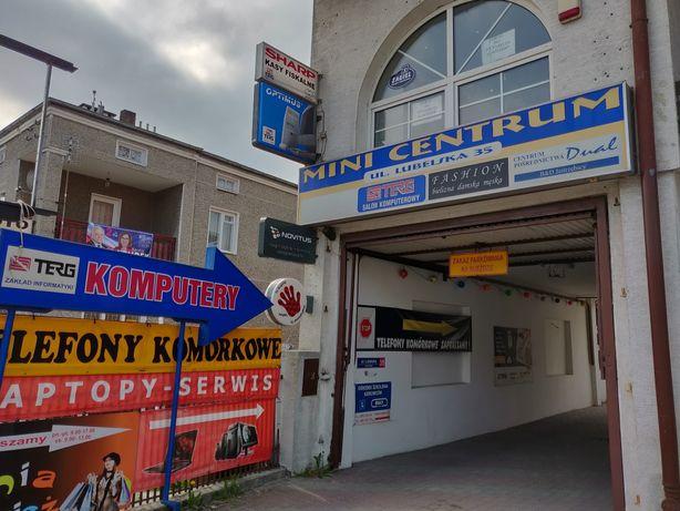 Lokal do wynajęcia 40 i 20 m2 centrum Kraśnik