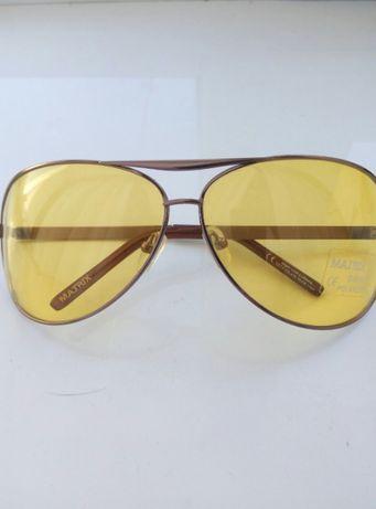очки мужские,новые,антибликовые.Германия