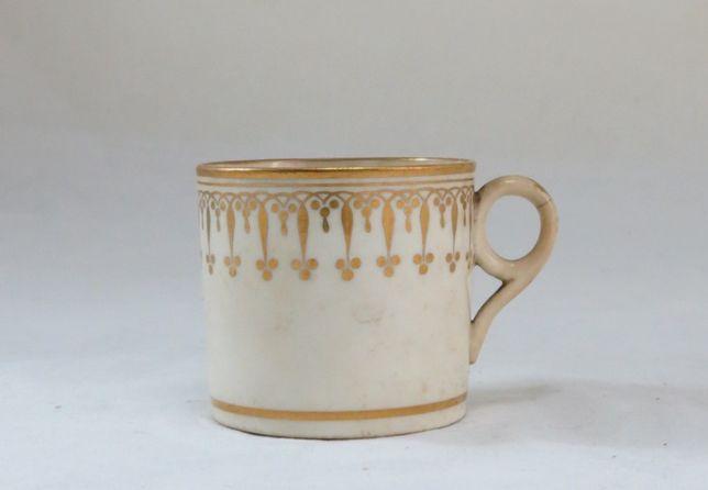 Chávena Café Minton Faiança Inglesa; Marcada como é mostrado; Altura-6