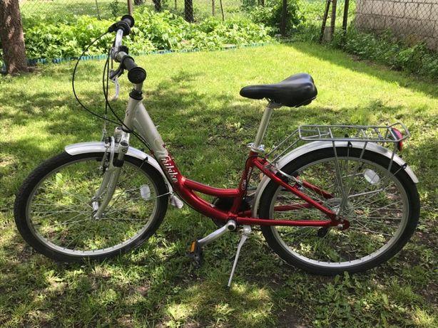 Super Rower dla dziewczynki- Unbike Princess