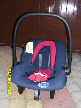Fotelik samochodowy, nosidełko dla dziecka (0-13 kg) firmy PATTI