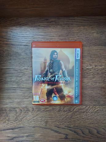 Prince of Persia - Zapomniane piaski. Gra na PC.