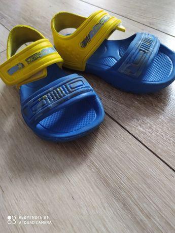 Sandały piankowe martes sport 15 cm
