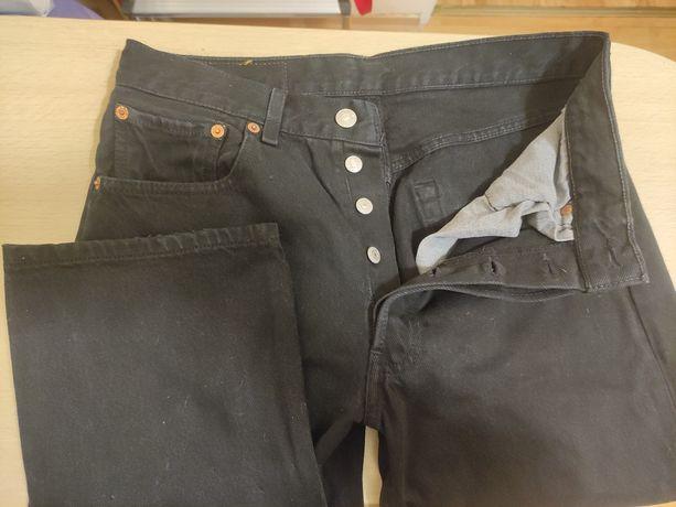 Spodnie Levi's czarne 31/32
