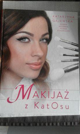 """""""Makijaż z Katosu"""" Katarzyna Gajewska. Okazja"""