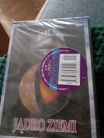 Płyta dvd Jądro Ziemi nowa zafoliowana