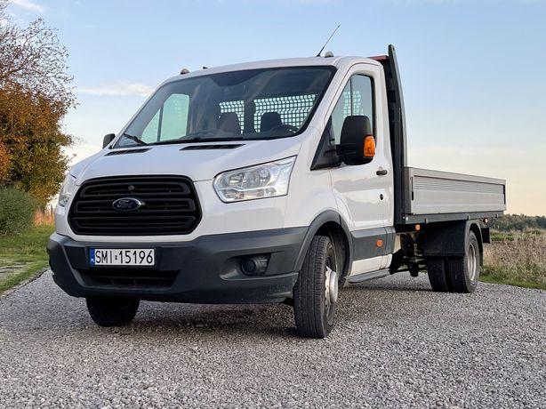 Ford Transit 2,2 Rama Skrzynia Bliźniaki Paka Widelec Skrzyniowy