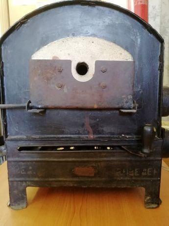 Муфельная печь пользовались мало