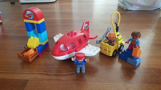 Lego duplo 10590 samolot