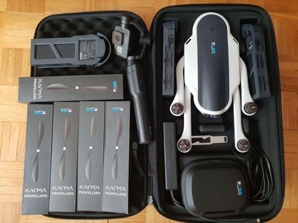 Dron KARMA GoPro + Kamera GoPro Hero 5 + Gimbal + GRATISY