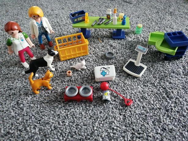 Playmobile weterynarz