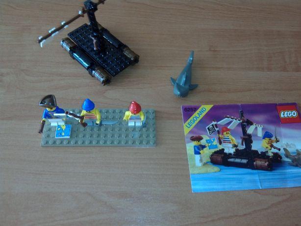Lego kg Pirates, Piraci 6257 - Castaway's Raft