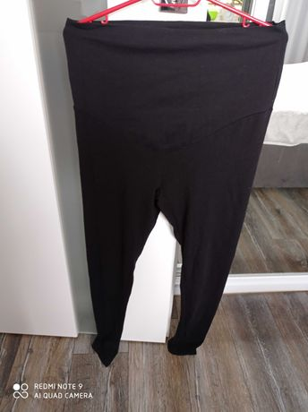 Legginsy długie ciążowe r. S-M