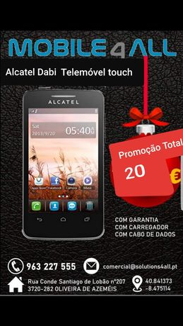 Alcatel Dabi touch