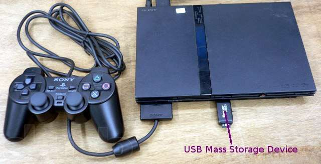 чиповка Sony PS2 ( playstation 2 ) прошивка