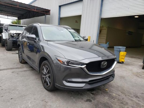 2018 Mazda CX-5 Grand Touring из США!