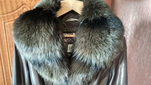 Зимнее пальто женское 50-52 размер