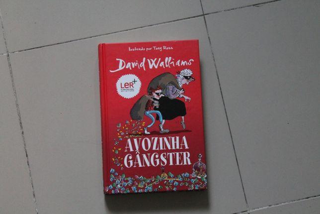 """Livro """"Avozinha Gângster"""""""