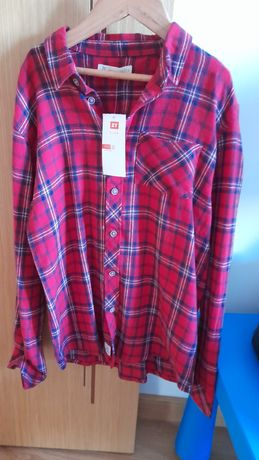 Camisa flanela para rapaz