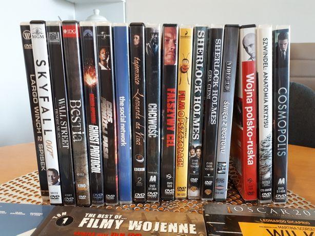 filmy 32szt dvd,nie bluray