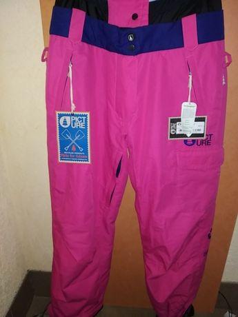 Лыжные штаны брюки женские Picture organic clothing  Future