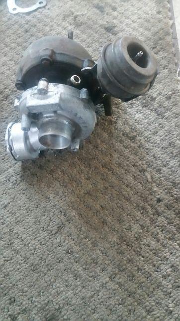 Turbina do Passata b5 FL Audi A4 130KM