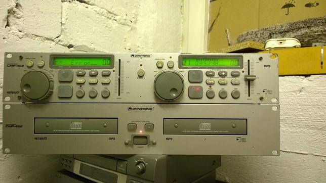 Podwójne CD, MP3/ mikser audio - do naprawy