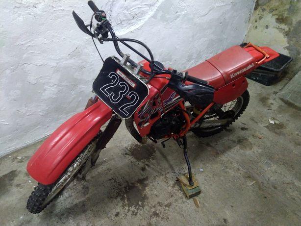 Kawasaki kmx 125 części