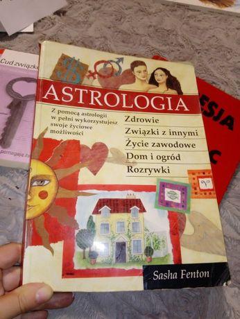 Astrologia. Sasha Fenton
