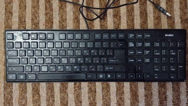 Клавиатура sven elegance 5700
