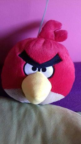 Angry birds red czerwony ptak maskotka pluszak