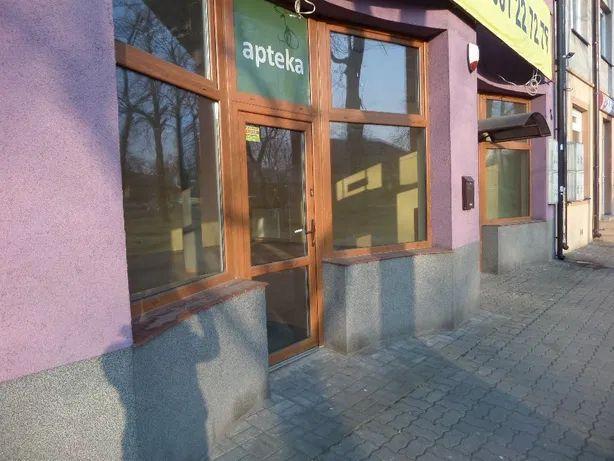 lokal handlowo-usługowy w Alejach Jana Pawła II -125m.