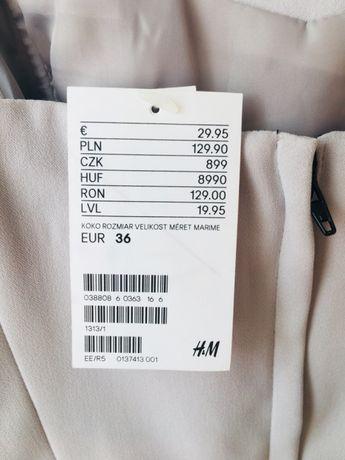 Sukienka na ramiączkach H&M rozmiar 36 NOWA
