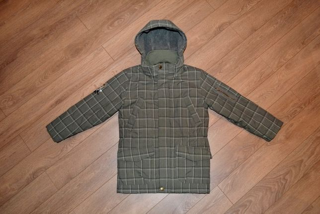 Куртка фірмова, парка для хлопчика