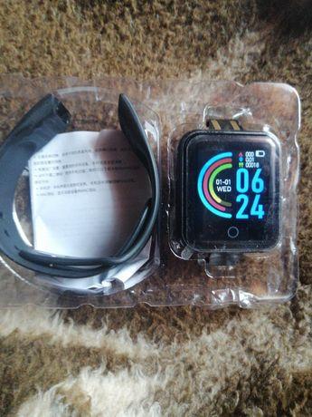 Smartwatch zegarek nowy GYMTED