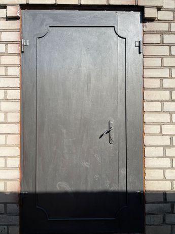 Металлические двери Б/у