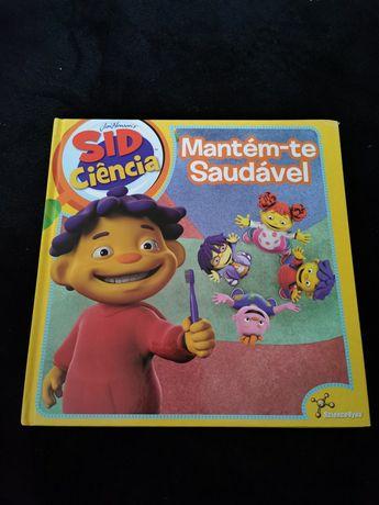 Vende-se livro da colecção Sid Ciência